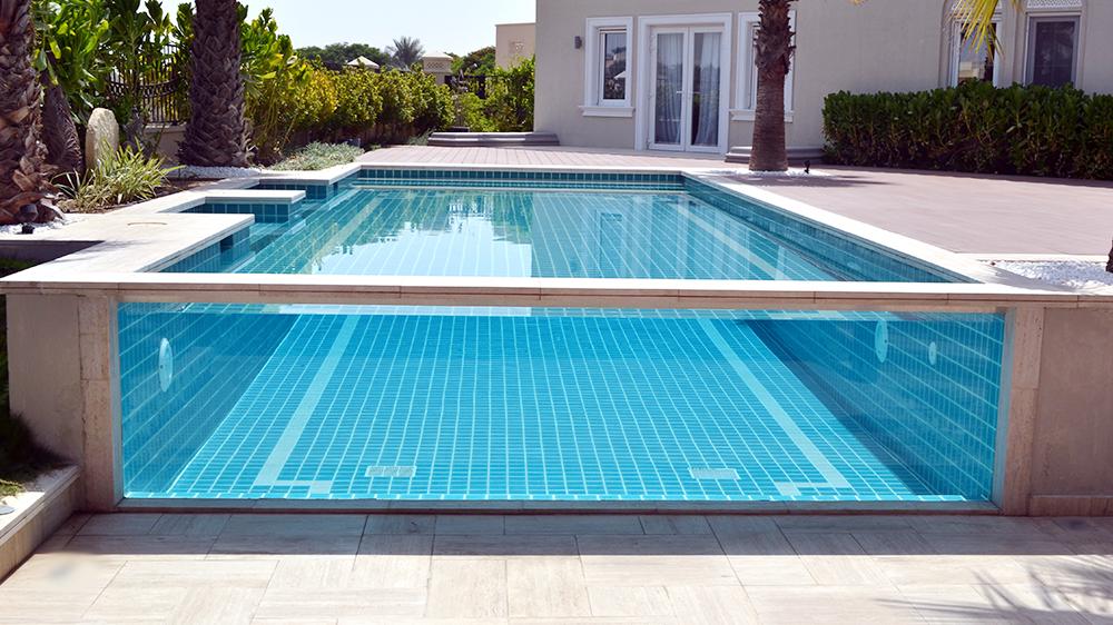 Swimming pool cleaning company in Dubai & Abudhabi